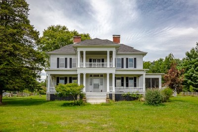 Wythe County Single Family Home For Sale: 6112 Lee Highway