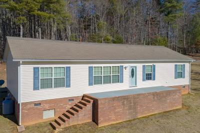 Hillsville Single Family Home For Sale: 2635 Buck Horn Rd