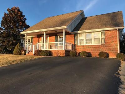Chilhowie VA Single Family Home For Sale: $199,900