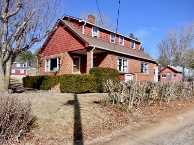 Wythe County Single Family Home For Sale: 144 Sipe Lane