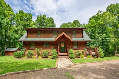 Carroll County Single Family Home For Sale: 758 Lumber Ln