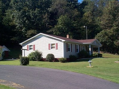 Galax Single Family Home For Sale: 120 Poplar Grove Rd