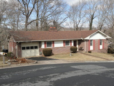 Marion Single Family Home For Sale: 839 Mountain View Drive