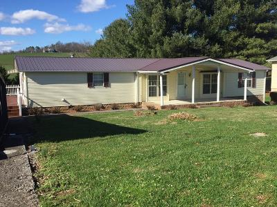 Abingdon Manufactured Home For Sale: 22033 Big Bass Camp Road