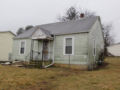Wytheville Single Family Home For Sale: 920 Spring St