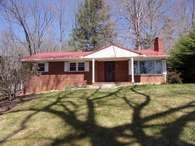 Marion Single Family Home For Sale: 829 Dogwood Lane