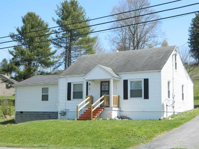 Marion Single Family Home For Sale: 903 Chatham Hill Rd.