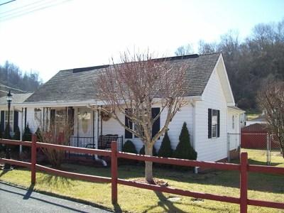 Saltville Single Family Home For Sale: 408 Davidson St.