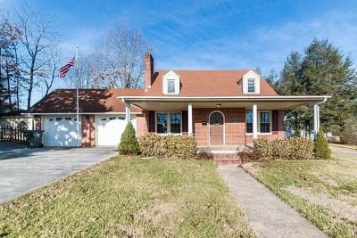 Bristol Single Family Home For Sale: 301 Randolph St