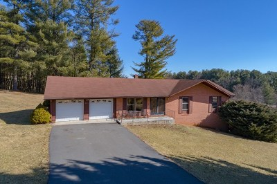 Hillsville Single Family Home For Sale: 873 Evergreen St.