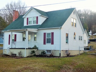 Wythe County Single Family Home For Sale: 705 N 6th St