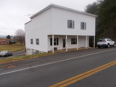 Carroll County, Grayson County Commercial For Sale: 1203 Woodlawn Rd