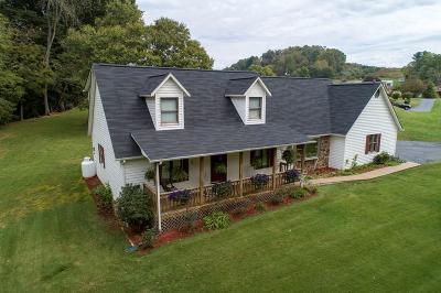 Marion Single Family Home For Sale: 314 Fairfield Ln