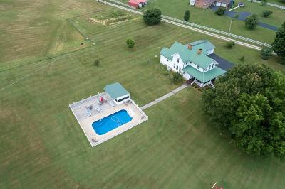 Abingdon Single Family Home For Sale: 21180 Green Spring Rd