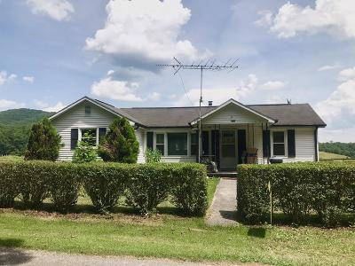 Carroll County Single Family Home For Sale: 760 Byllesby Road