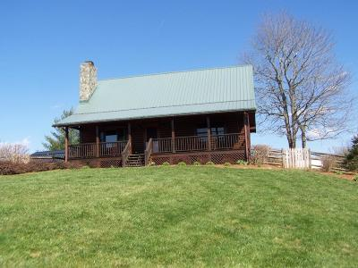 Grayson County Single Family Home For Sale: 196 Doe Ridge Lane