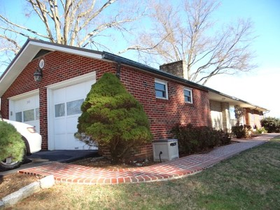 Abingdon Single Family Home For Sale: 302 Old Eleven Dr.