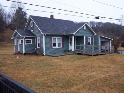 Carroll County Single Family Home For Sale: 3772 Piper's Gap Rd.