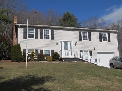 Wythe County Single Family Home For Sale: 329 Ivanhoe Road