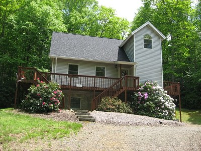 Carroll County Single Family Home For Sale: 277 Evergreen Trail