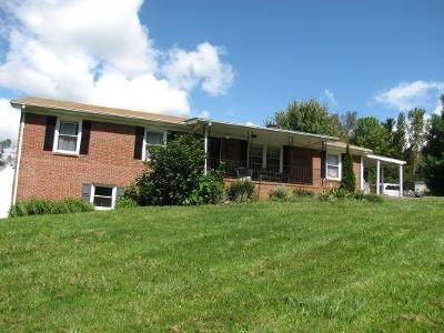 Hillsville Single Family Home For Sale: 550 Five Forks