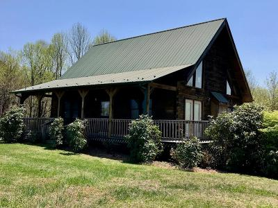 Carroll County, Grayson County Single Family Home For Sale: 143 County Top Lane