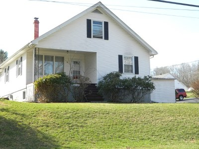 Marion Single Family Home For Sale: 322 Groseclose Street