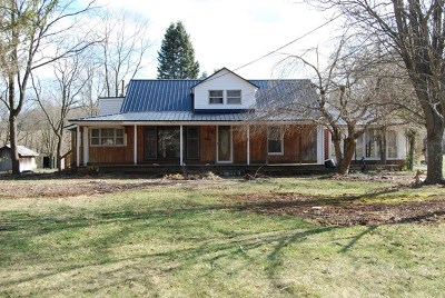 Rural Retreat Single Family Home For Sale: 3416 Cedar Springs Rd.