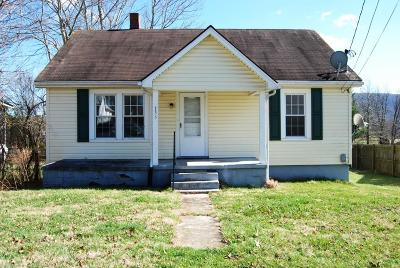 Wythe County Single Family Home For Sale: 1175 Union St.