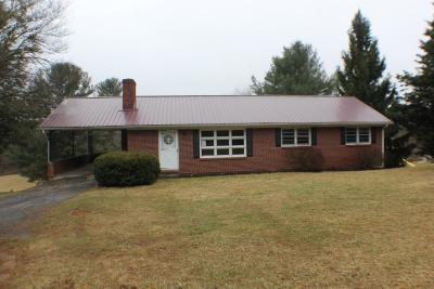 Austinville Single Family Home For Sale: 366 Oak Grove Rd.
