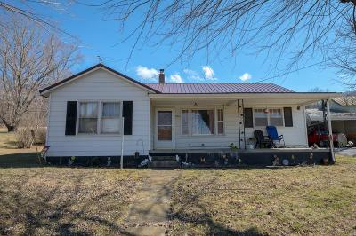 Wythe County Single Family Home For Sale: 2075 Castleton Rd