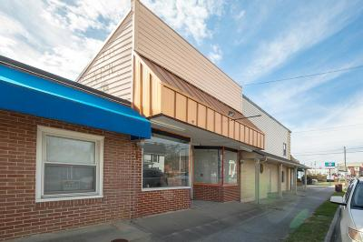 Carroll County, Grayson County Commercial For Sale: 154 Main St