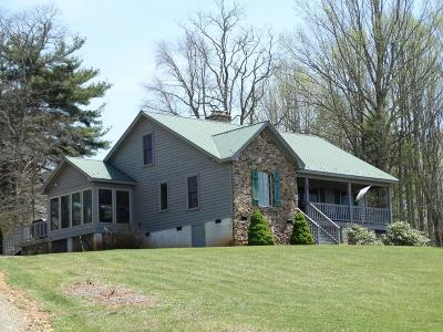 Hillsville Single Family Home For Sale: 12 Smith Landing Lane