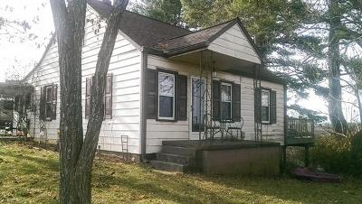 Carroll County Single Family Home For Sale: 2377 Fries Road