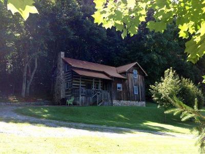 Bristol Single Family Home For Sale: 17276 Buffalo Pond Road