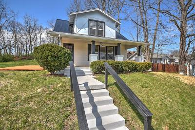 Bristol Single Family Home For Sale: 1205 Euclid Ave