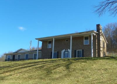 Abingdon Single Family Home For Sale: 15222 Porterfield Highway