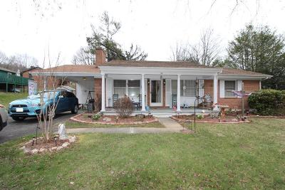 Galax Single Family Home For Sale: 506 Parkwood Drive