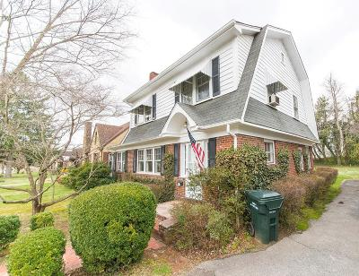 Bristol Single Family Home For Sale: 917 Euclid Ave