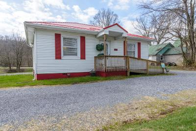 Marion Single Family Home For Sale: 138 Seven Mile Ford Road