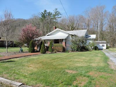 Damascus VA Single Family Home For Sale: $239,000