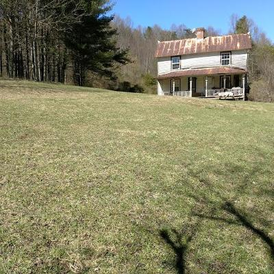 Hillsville Residential Lots & Land For Sale: 2190 Sylvatus Smith Road