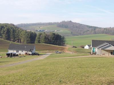Galax Residential Lots & Land For Sale: Tbd Delhart Road