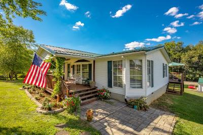 Rural Retreat Manufactured Home For Sale: 946 Murphyville Rd