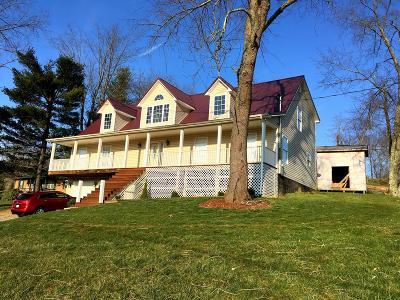 Glade Spring Single Family Home For Sale: 537 Cedar Lane