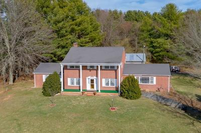 Hillsville Single Family Home For Sale: 225 Raintree Rd