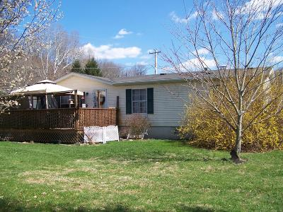 Marion Manufactured Home For Sale: 182 Market St.