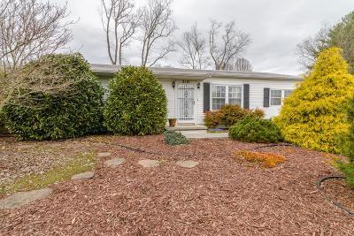 Bristol VA Single Family Home For Sale: $94,000