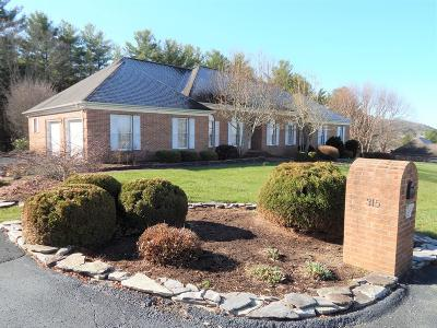 Single Family Home For Sale: 315 Fox Run Drive