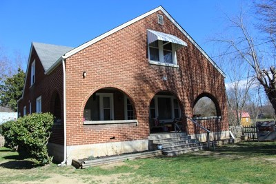 Marion Single Family Home For Sale: 1075 Lee Highway